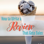 How to Write a Review that gets sales via Blogging Successfully