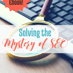 Solving the Mystery of SEO Free SEO Ebook via Blogging Successfully