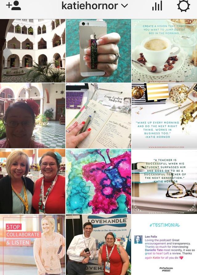 katie hornor instagram via handprintlegacy.com