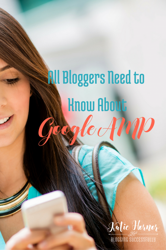 Google AMP Explained for Bloggers