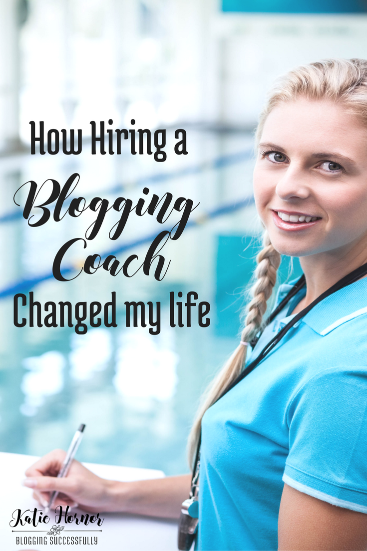 How Hiring a Blogging Coach Changed My Life via BloggingSuccessfully.com