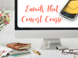 emails that convert course