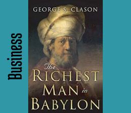 richest man in Babylon book cover