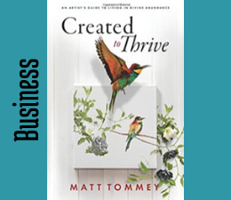 created to thrive book cover