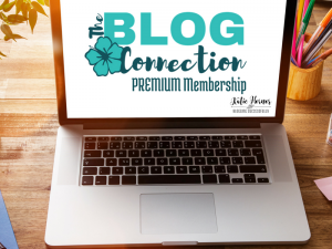 The Blog Connection, premium membership