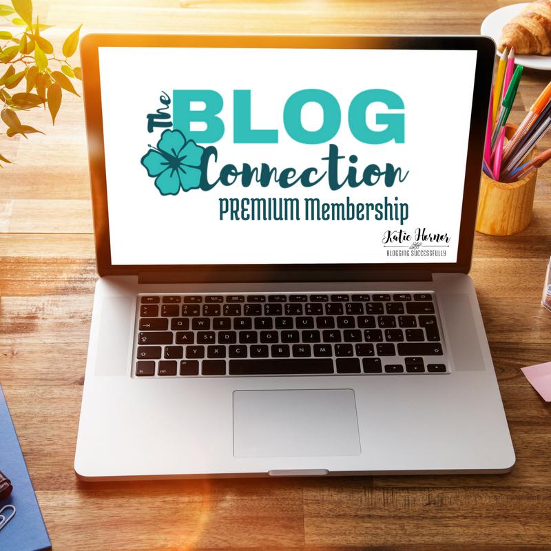 The Blog Connection, premium membership