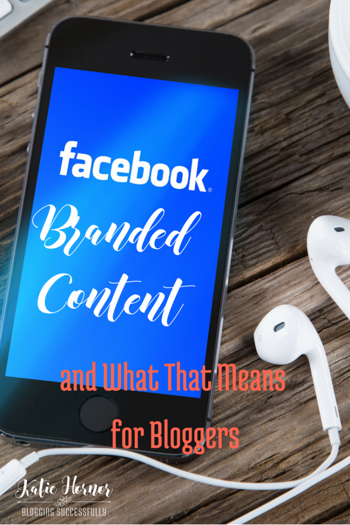 facebook branded content and what that means for bloggers via handprintlegacy.com