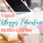 4 Types of Blogger Education and Where to Find Them via bloggingsuccessfully.com