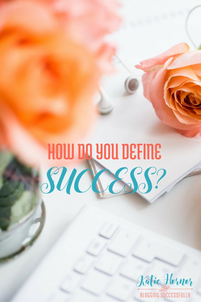 How do you define success? via handprintlegacy.com