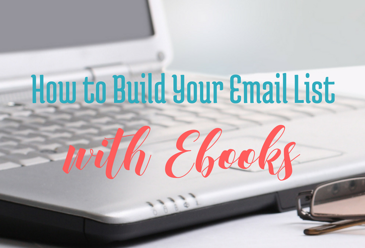 How to Build Your List With eBooks and Kindle Books via handprintlegacy.com