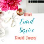 Which Email Service Should I Choose? via handprintlegacy.com