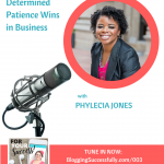 for your success podcast with Phylecia Jones