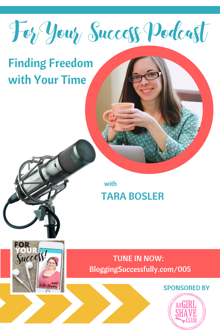 for your success podcast with tara bosler