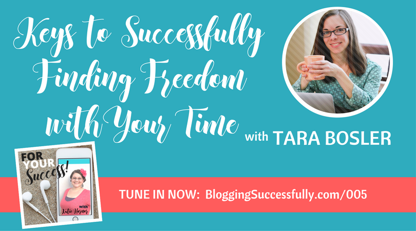 for your success podcast with freelancer, tara bosler