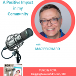 Mac Prichard on the For Your Success Podcast with Katie Hornor