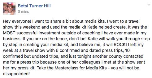 betsi hill screenshot media kits
