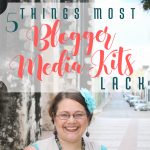 5 Thinks Most Blogger Media Kits Lack via BloggingSUCCESSfully.com