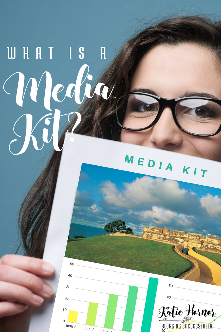 What is a Blogger Media Kit? via bloggingsuccessfully.com