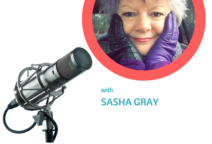Sasha Gray and her Facebook Business