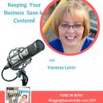 Vanessa Levin: ForYourSuccess podcast 020