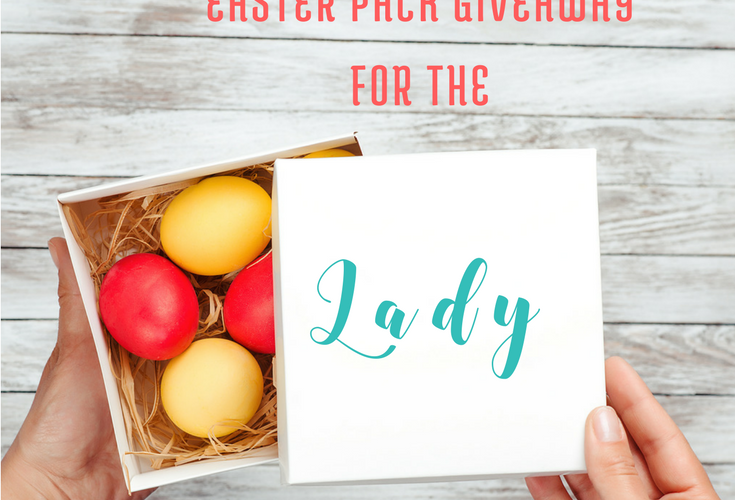 Easter Pack Giveaway for the Lady Entrepreneur