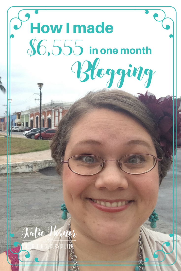 I break down how we made $6,555.00 in one month. How to make money online, in a month via blogging successfully.com