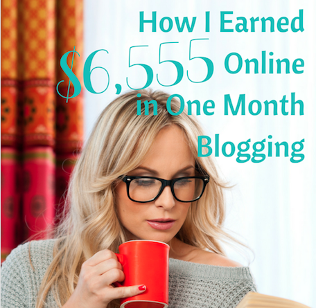 How to make money online, in a month via blogging successfully.com