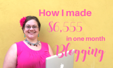 How to Make Money Online: In a Month, I Made $6,555