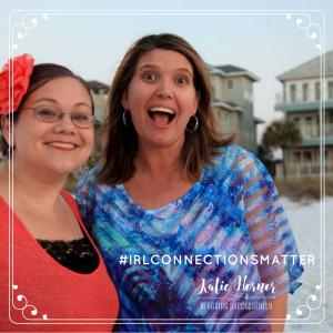 #IRLConnectionsMatter bloggingsuccessfully.com