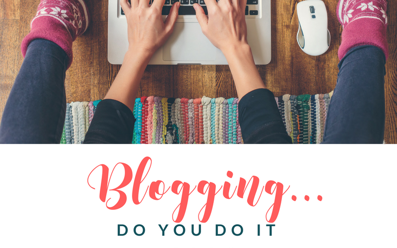 Blogging: Do you do it all to be successful?