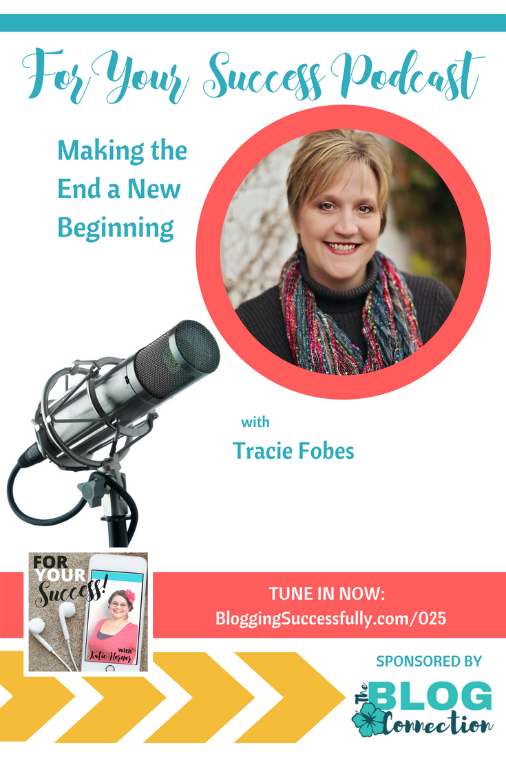 Tracie Fobes on the For Your Success Podcast www.foryoursuccesspodcast.com