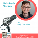 fys030 Andy Crestodina on the For Your Success! podcast