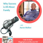 Aaron Walker, View From the Top, on the For Your Success Podcast with Katie Hornor