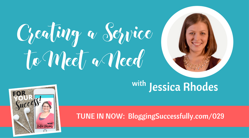 fys.029Jessica Rhodes on the For Your Success! podcast