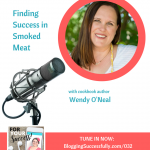 For Your Success Podcast episode 32 with Wendy O'Neal