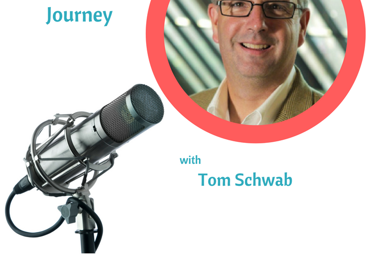 FYS 033:  Seeing Success as a Journey with Tom Schwab