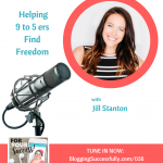 for your success podcast, Katie Hornor with Jill Stanton