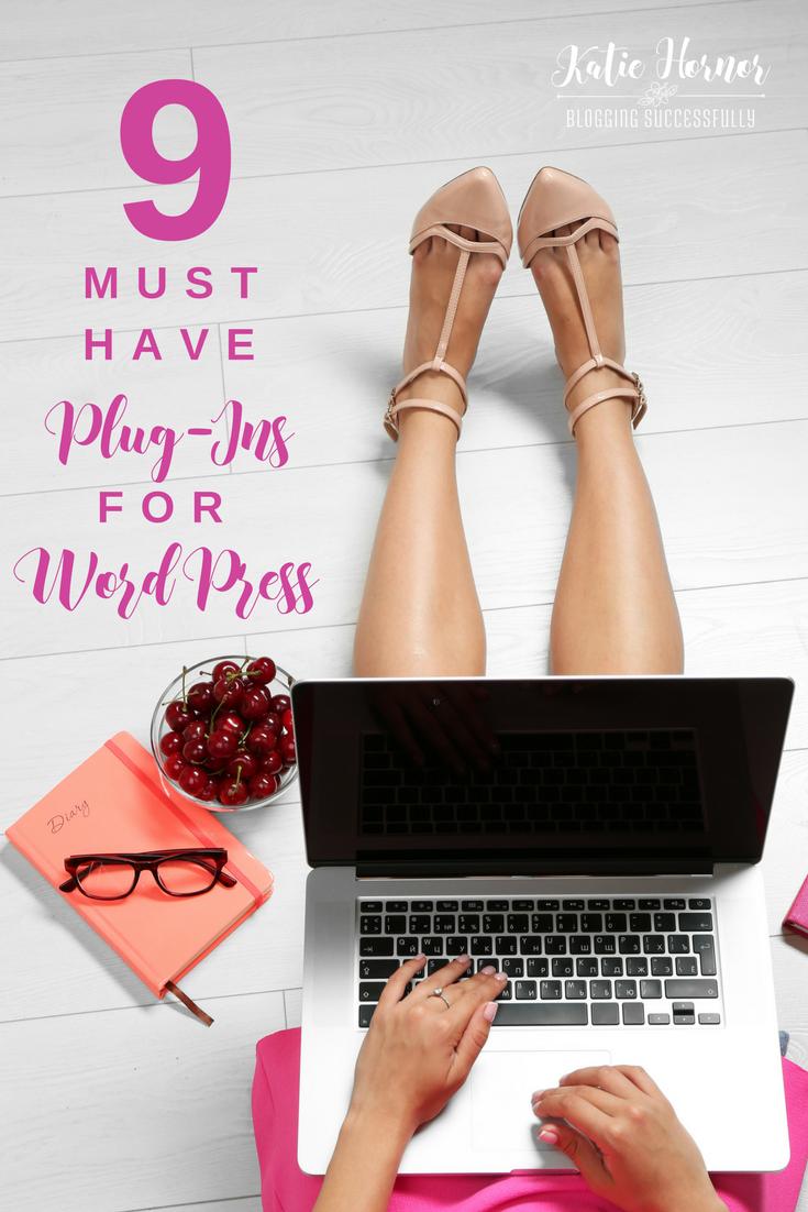 9 must have plugins for wordpress by handprintlegacy.com