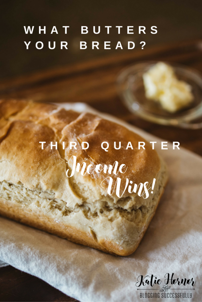 Third Quarter Income Wins