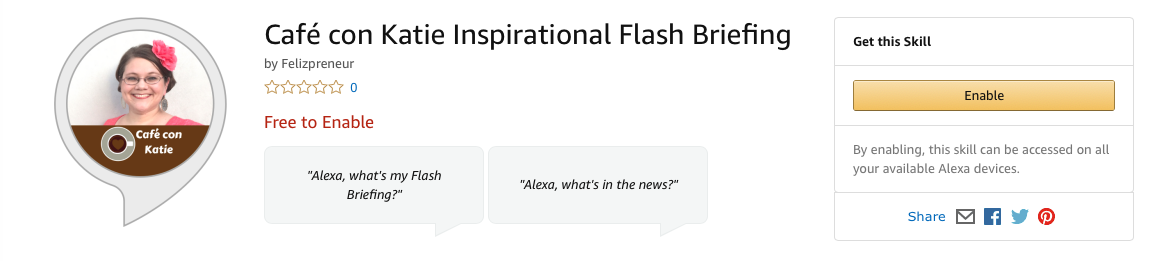 How to Listen to Alexa Flash Briefings on Your iPhone bloggingsuccessfully.com