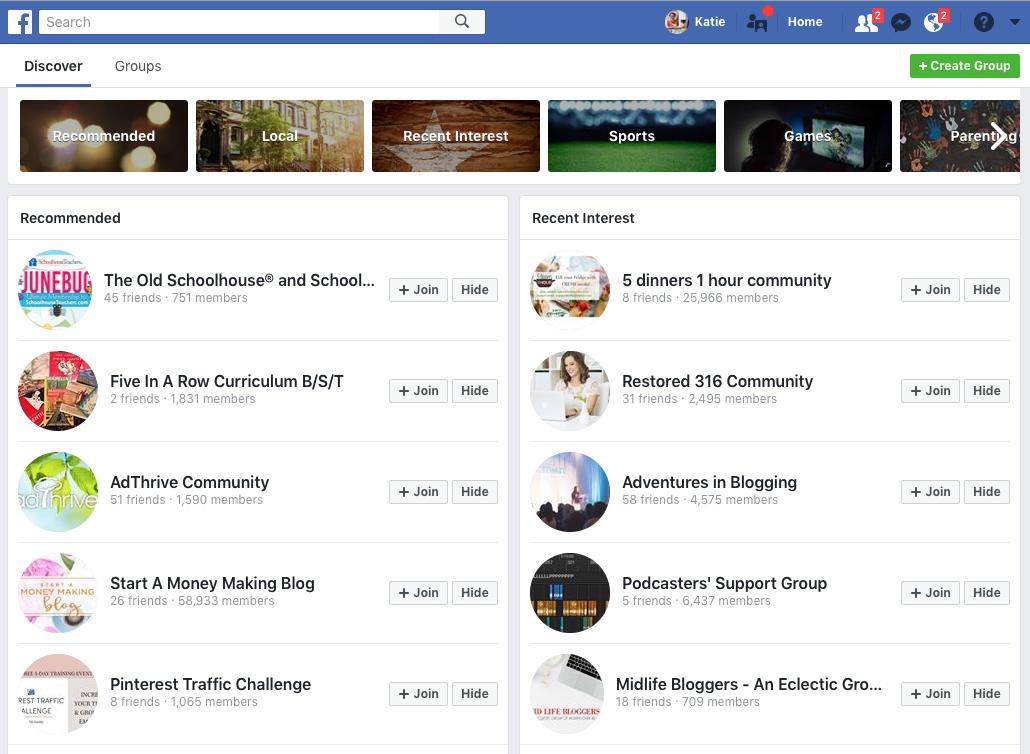 facebook subscription groups, handprintlegacy.com