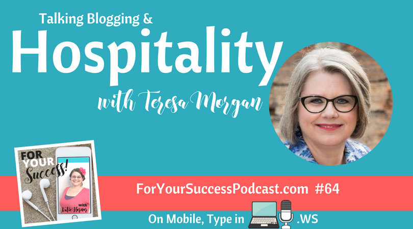 fys064.twitter teresa morgan on the for your success podcast