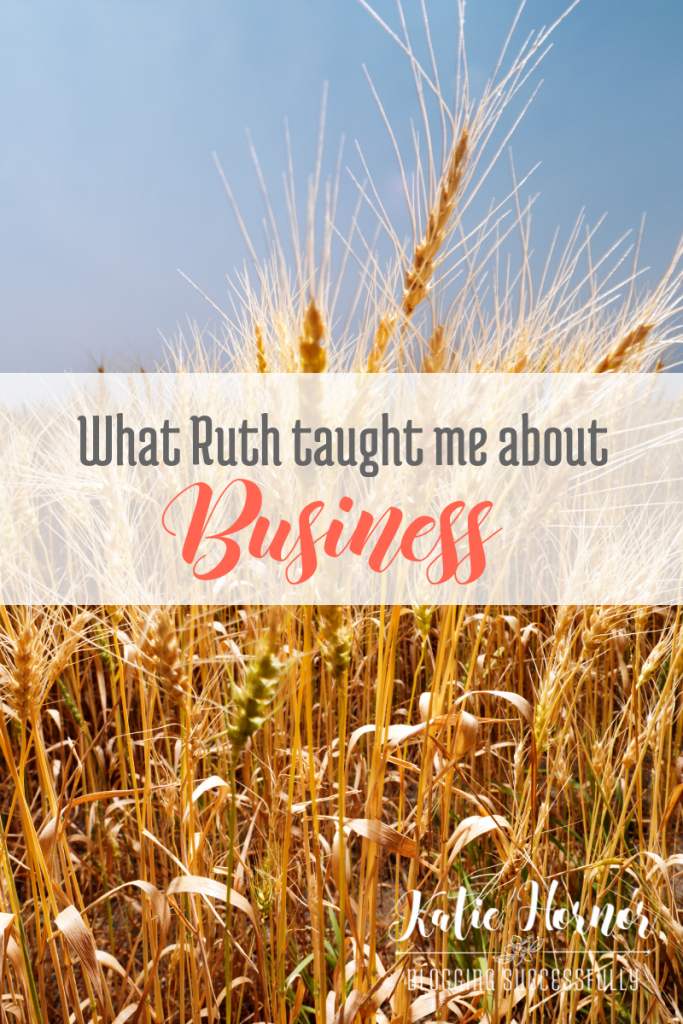 What Ruth taught me about Business, handprintlegacy.com