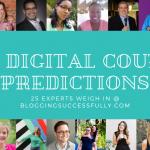 digital course prediction 2020