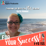 katie hornor on the beach, productivity and efficiency in business
