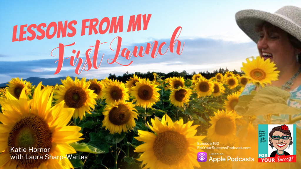 sunflower field Laura Sharpes Waites first product launch