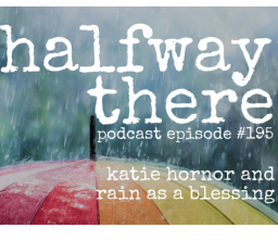 halfway there podcast cover